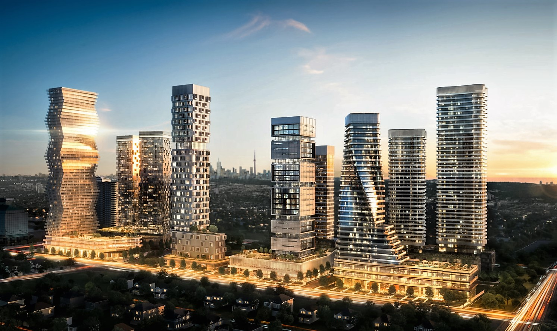 M-City Condominiums