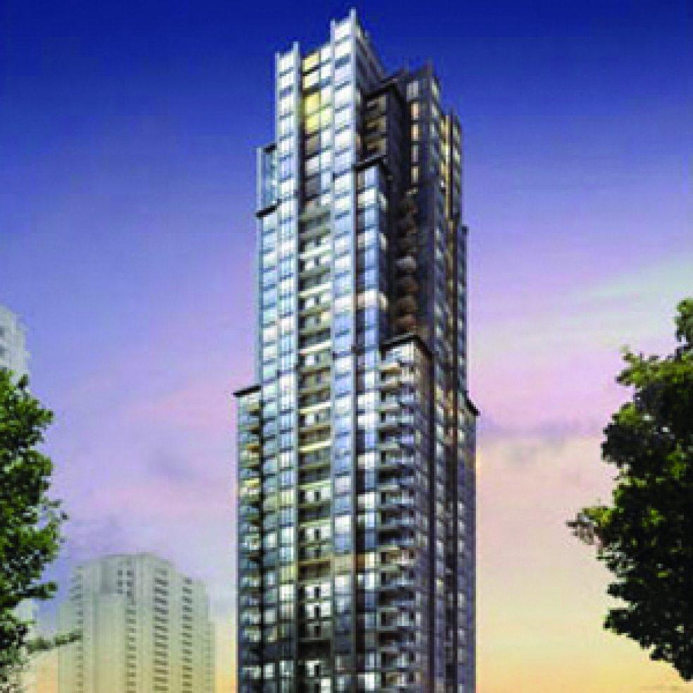 Parc Nuvo Condos Building View Toronto, Canada