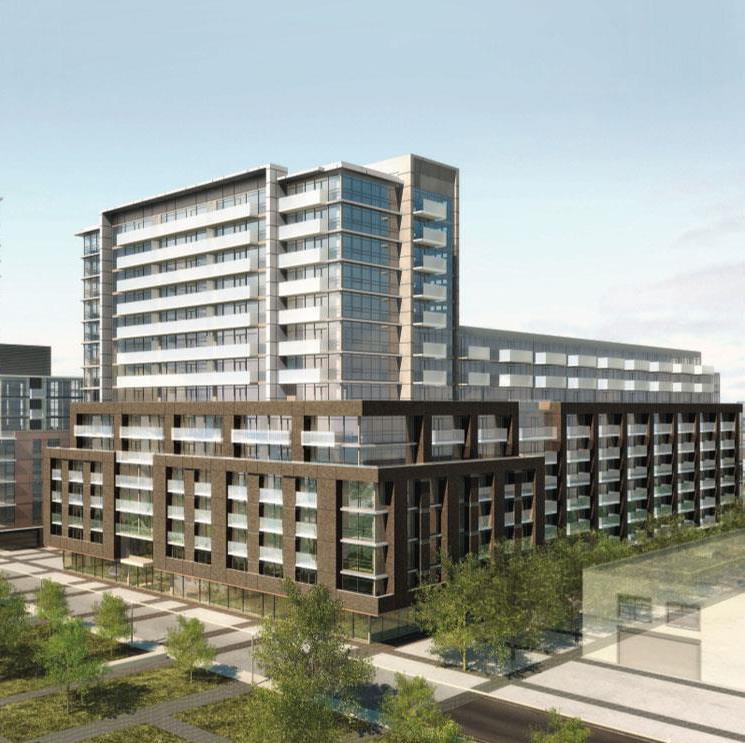 Epic Condos Building View Toronto, Canada