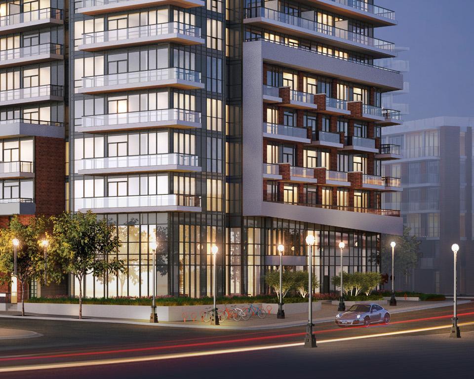 Fortune Condos Outdoor View Toronto, Canada