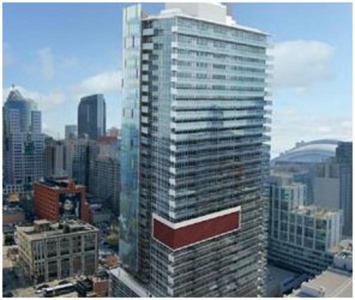 M5V Condos Street View Toronto, Canada