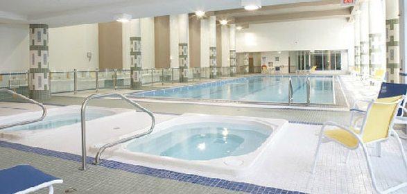 Grand Park Condos Swimming Pool Toronto, Canada