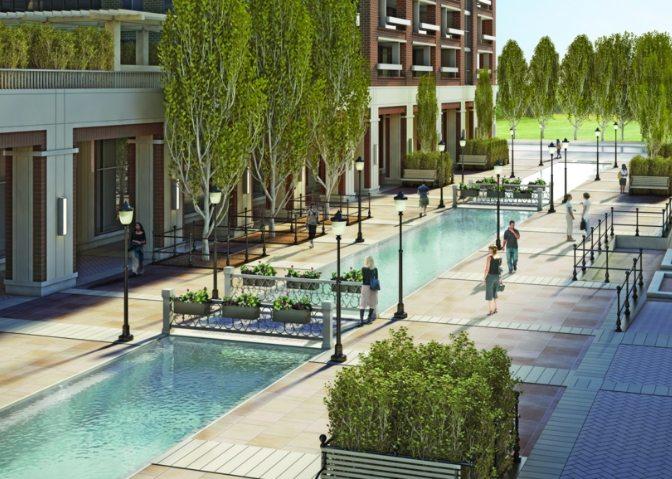 Treviso 2 Condos Outdoor View Toronto, Canada