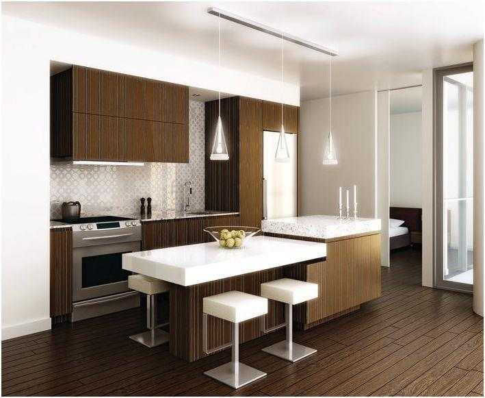 X2 Condos Kitchen Toronto, Canada