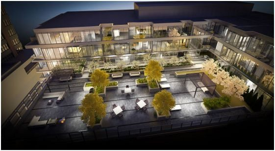 Westwood Condos Terrace View Toronto, Canada
