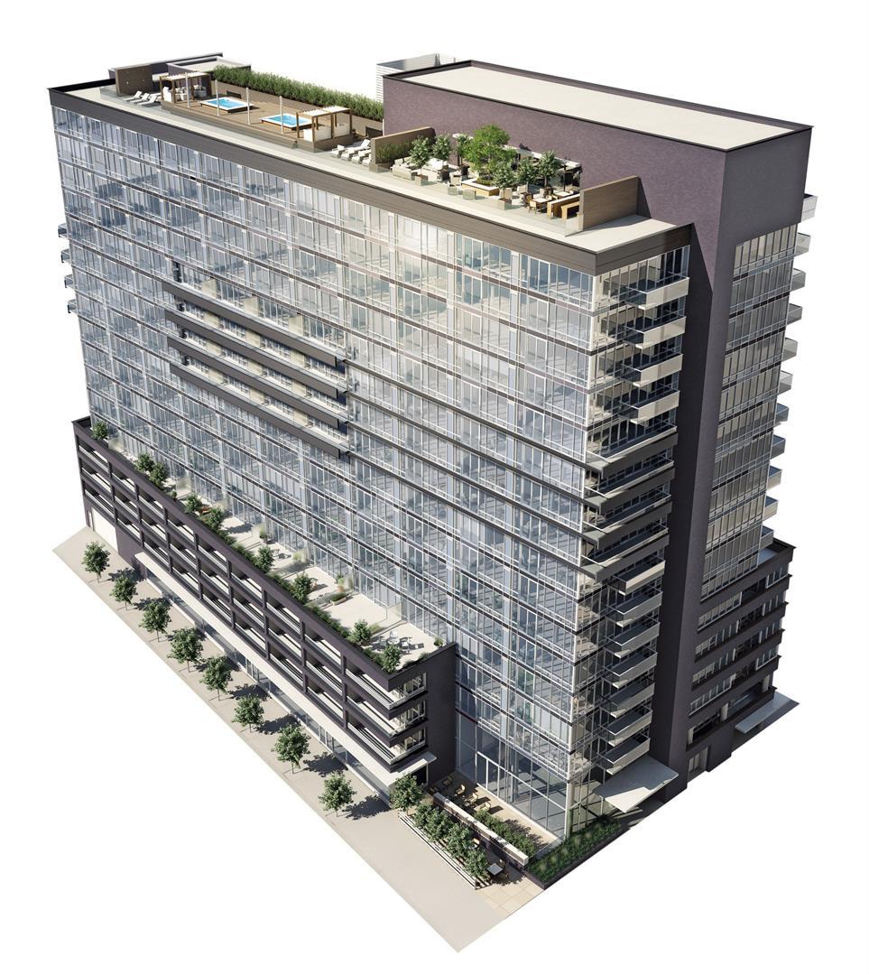The Modern Condos Model View Toronto, Canada