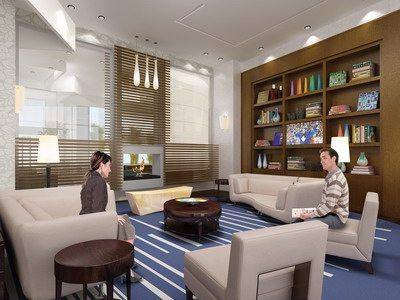 Savvy Condos Meeting Room Toronto, Canada