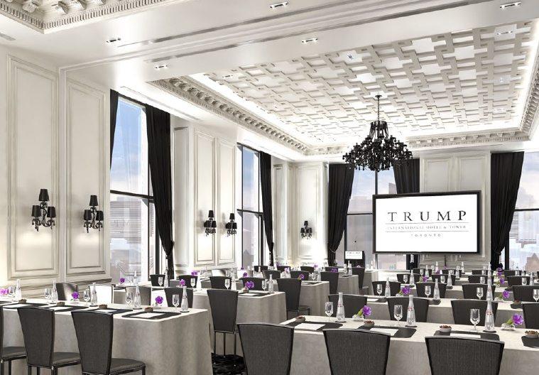 Trump Tower Condos Conference Room Toronto, Canada