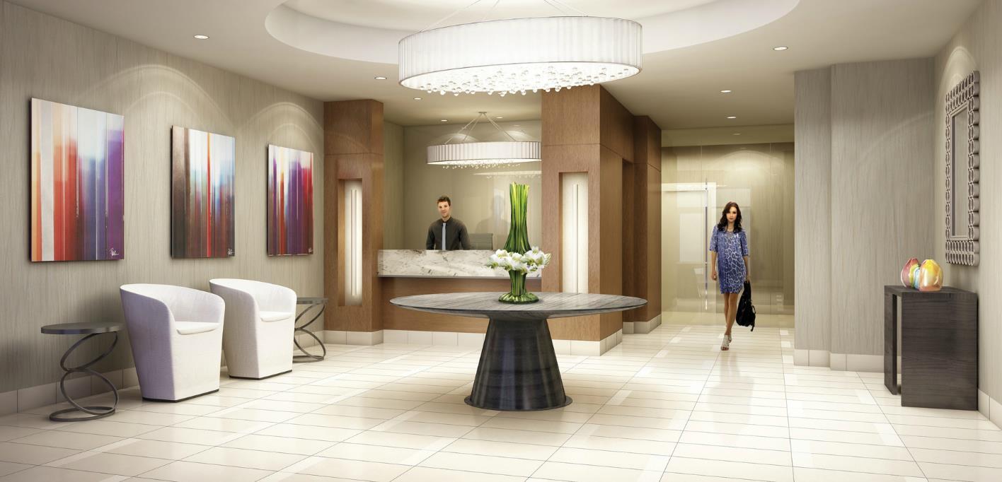 The Lexington Condos Concierge Toronto, Canada