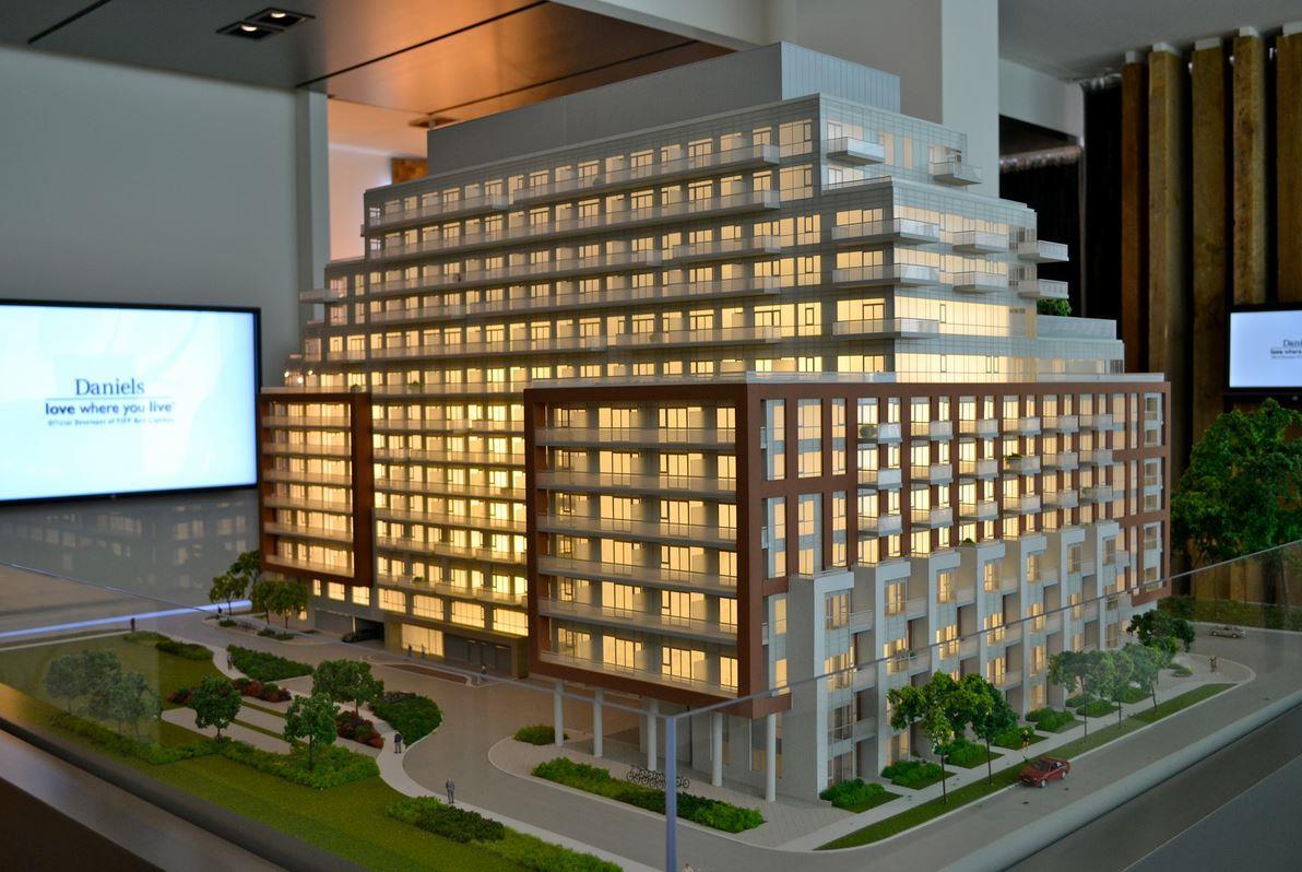HighPark Residences Condos Model Toronto, Canada