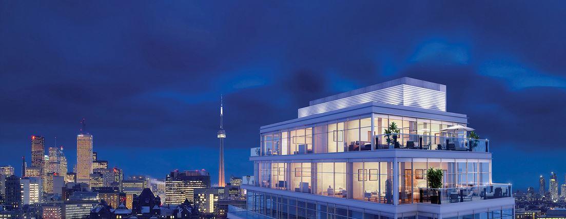 MuseumHouse Condos Terrace Toronto, Canada