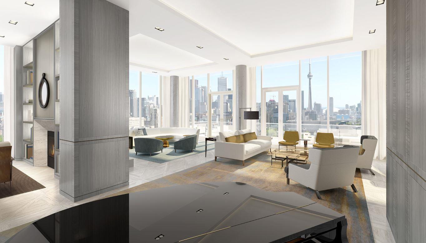 MuseumHouse Condos Suite Toronto, Canada