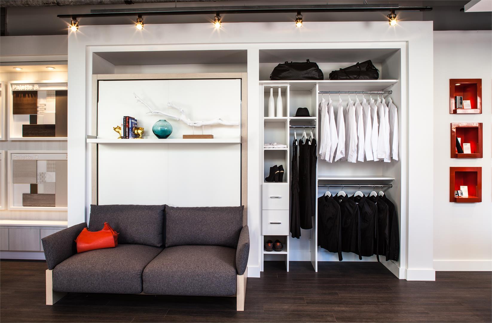 Smart House Condos Wardrobe Toronto, Canada