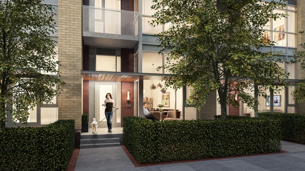 HighPark Residences Condos Street View Toronto, Canada