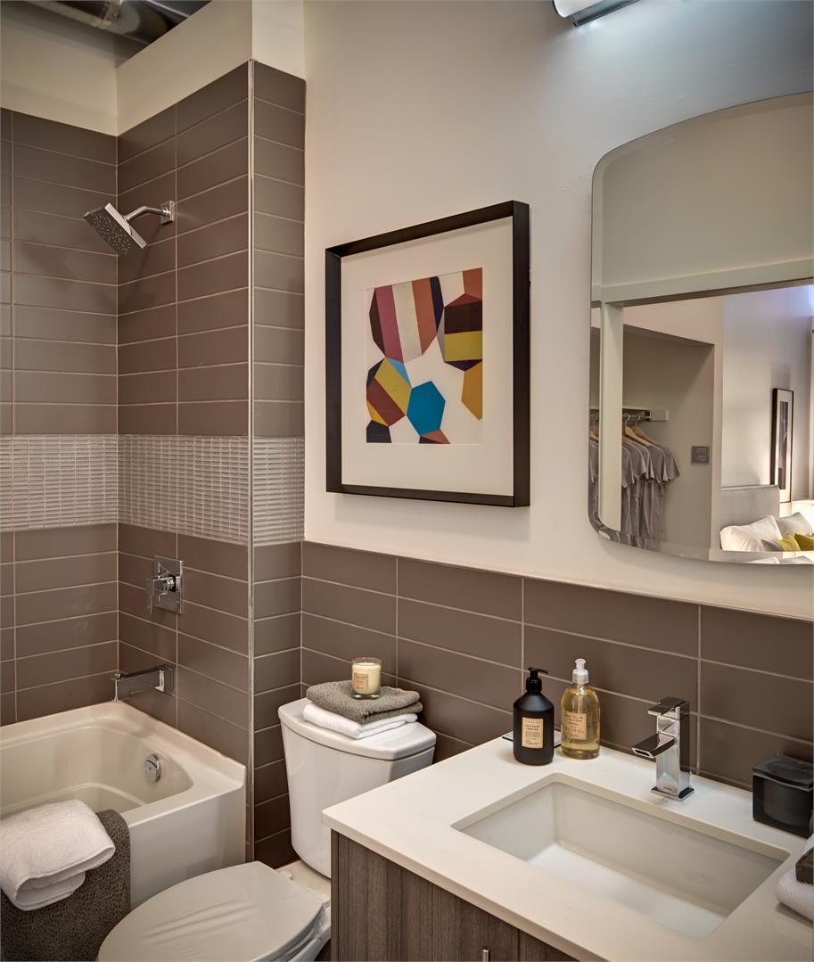 ParkCity Condos Bathroom Toronto, Canada