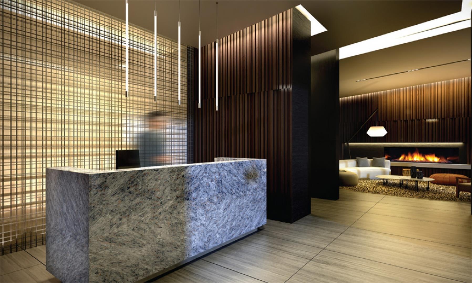 The Eglinton Condos Concierge Toronto, Canada