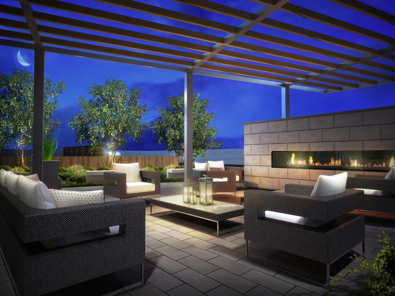 The Eglinton Condos Terrace Toronto, Canada