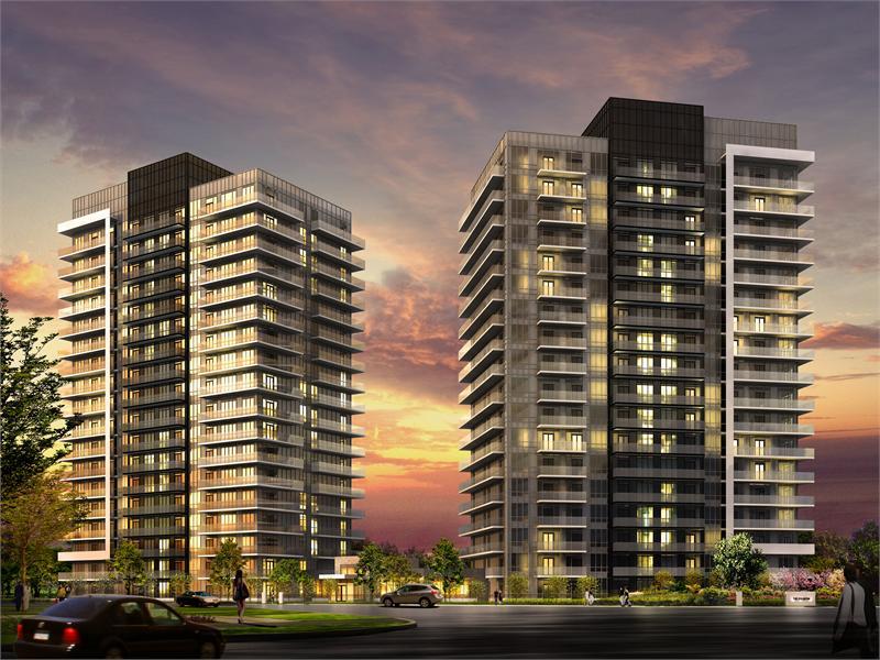 DT Erin Mills 2 Condos Property View Toronto, Canada