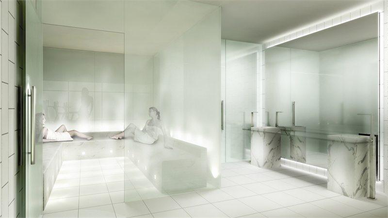 Karma Condos Stream Bath Toronto, Canada