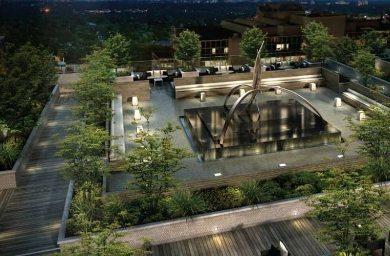 The Madison Condos Terrace Garden Toronto, Canada