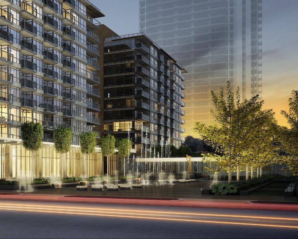 NY2 Place Condos Street View Toronto, Canada