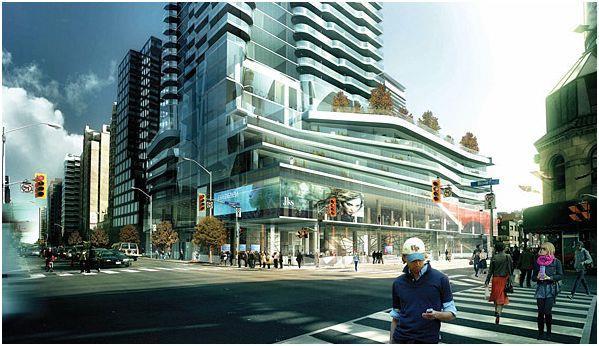 One Bloor Condos Market View Toronto, Canada