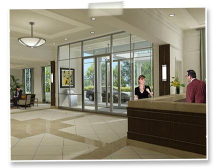 Centre Park Condos Concierge Toronto, Canada