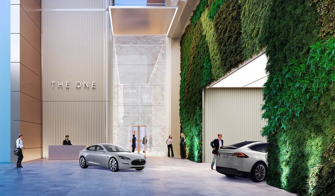 The One (Bloor West) Rendering