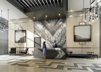 The West Condos Concierge Toronto, Canada