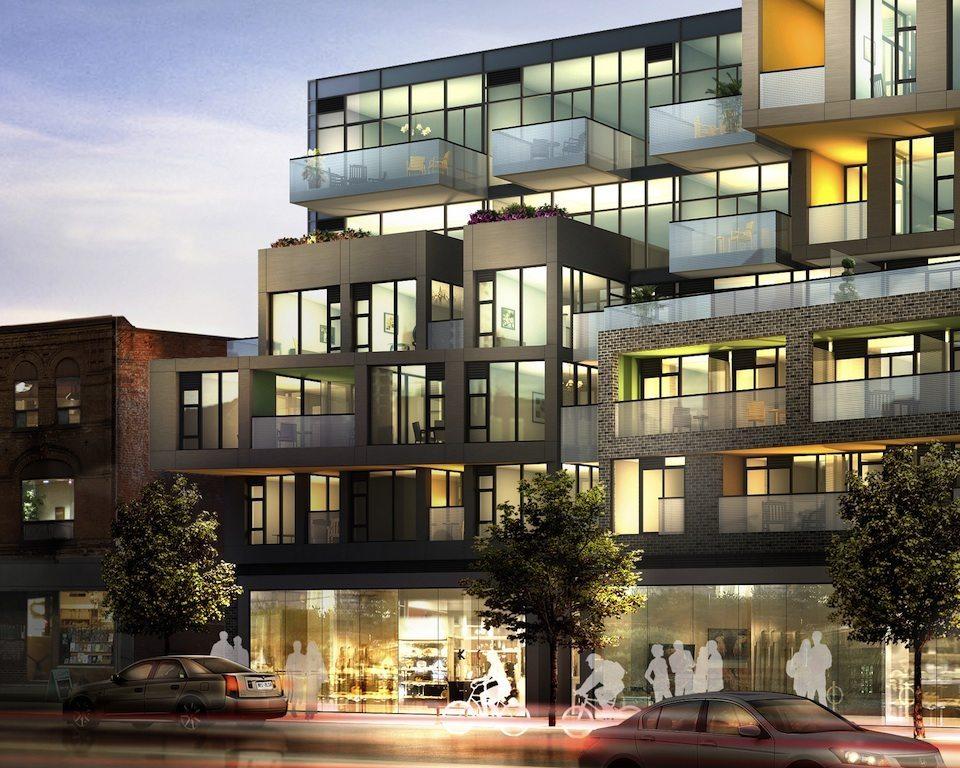 109OZ Condos Property View Toronto, Canada