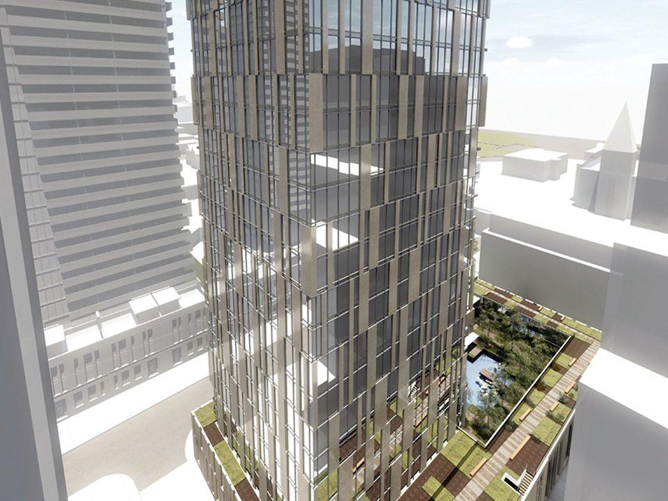 70 St. Mary Street Condos Terrace View Toronto, Canada