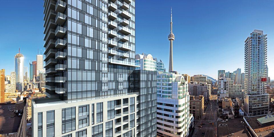 87 Peter Condos Balcony View Toronto, Canada