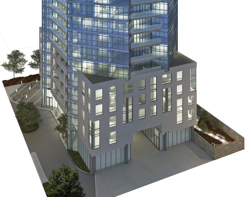 CHAZ Yorkville Condos Property View Toronto, Canada