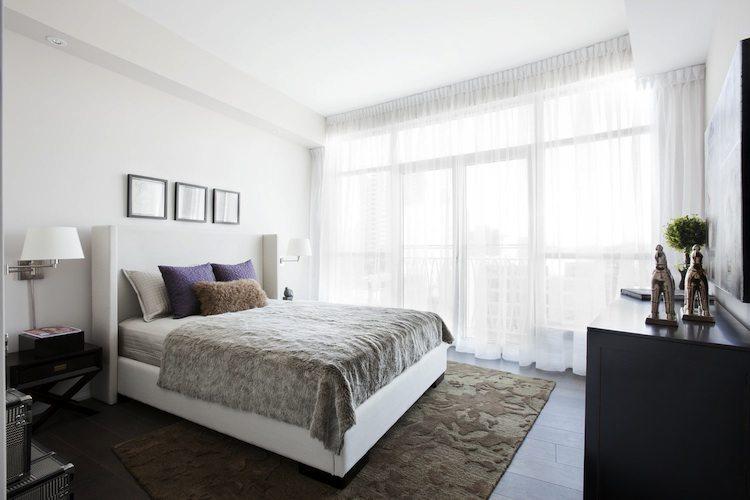 Churchill Park Condos Bedroom Toronto, Canada