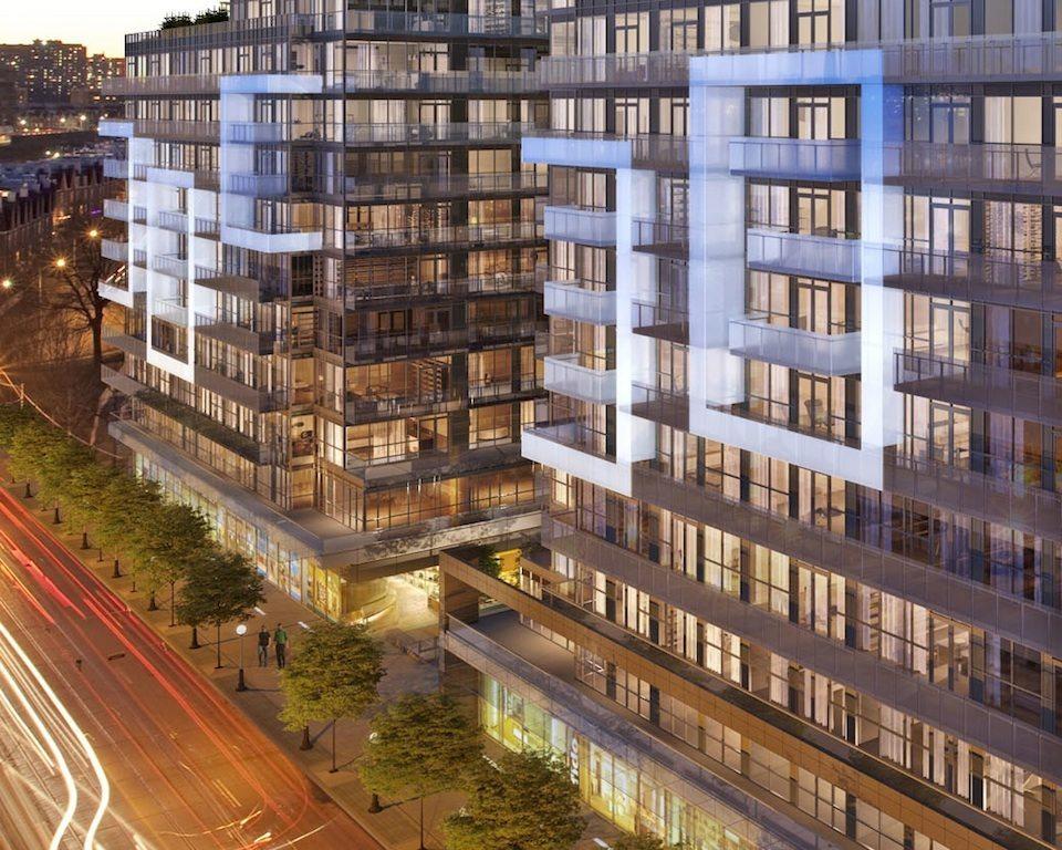 DNA3 Condos Street View Toronto, Canada