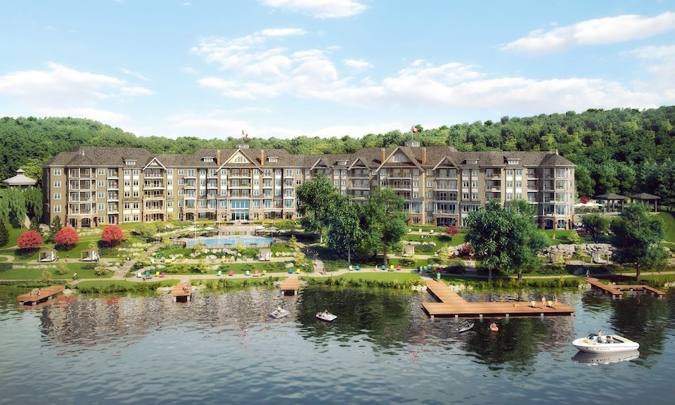 Deerhurst Resort River View Toronto, Canada