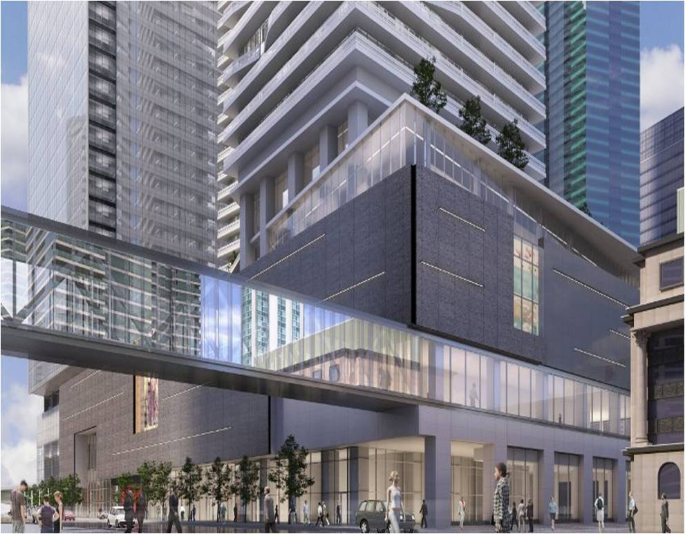 Harbour Plaza Residences Street View Toronto, Canada