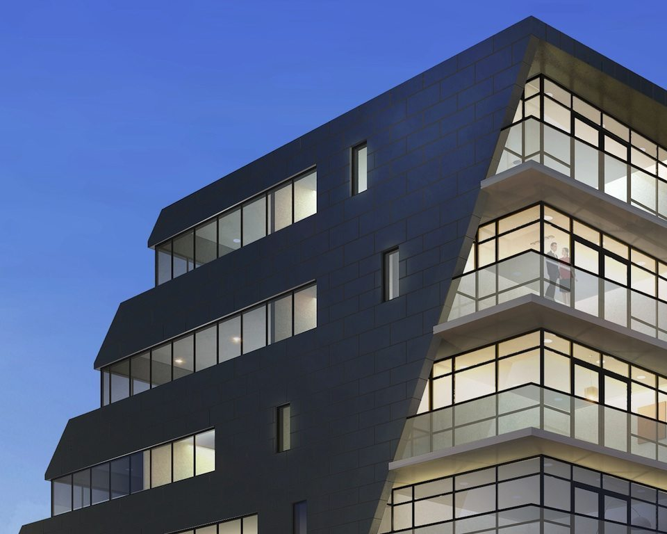 Hive: Lofts on The Queensway Close View Toronto, Canada