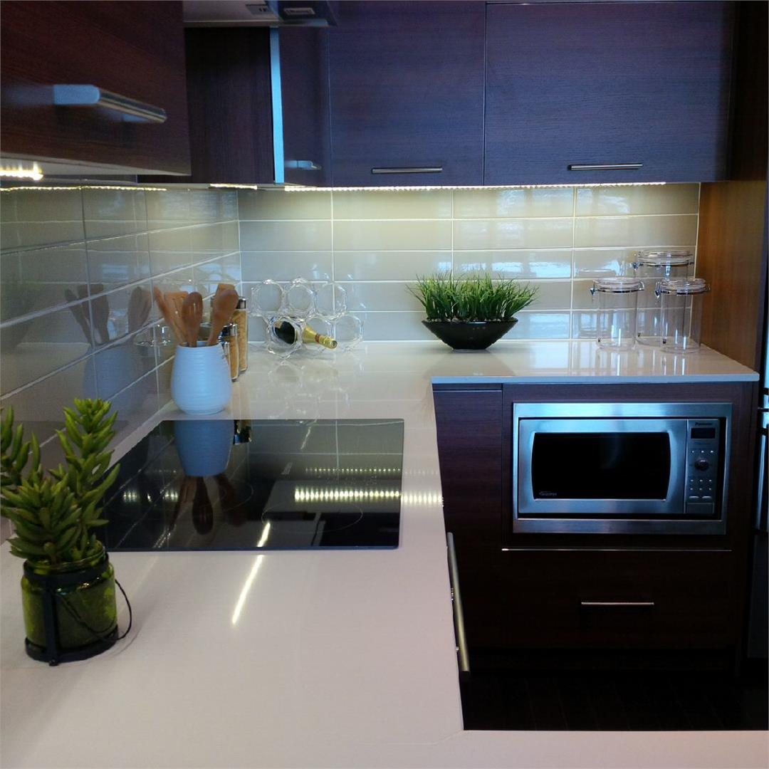 Hunt Club Terrace Condos Kitchen Toronto, Canada