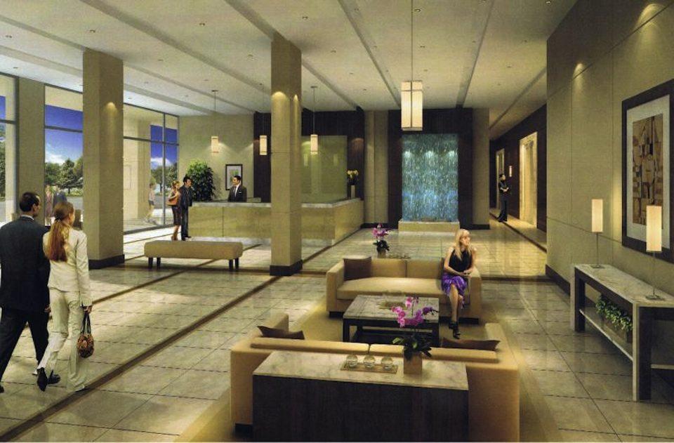 Infinity Condos Concierge Toronto, Canada