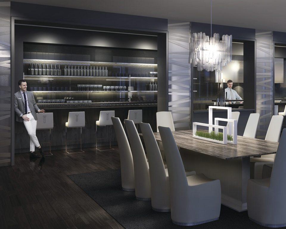 Jade Waterfront Wine Lounge Toronto, Canada