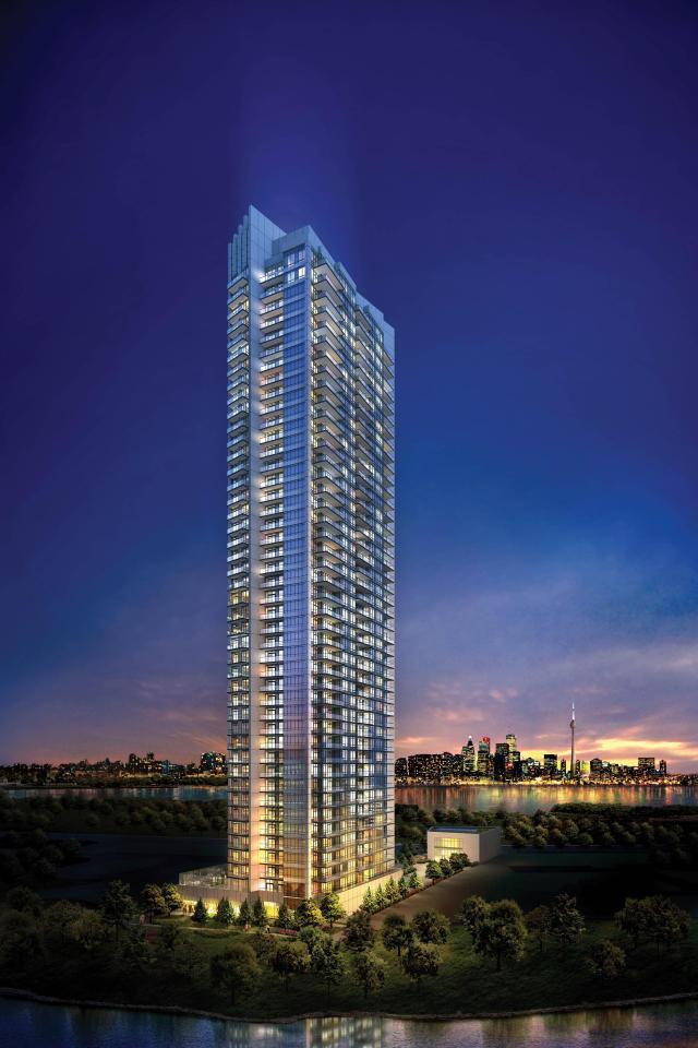 Key West Condos Building View Toronto, Canada
