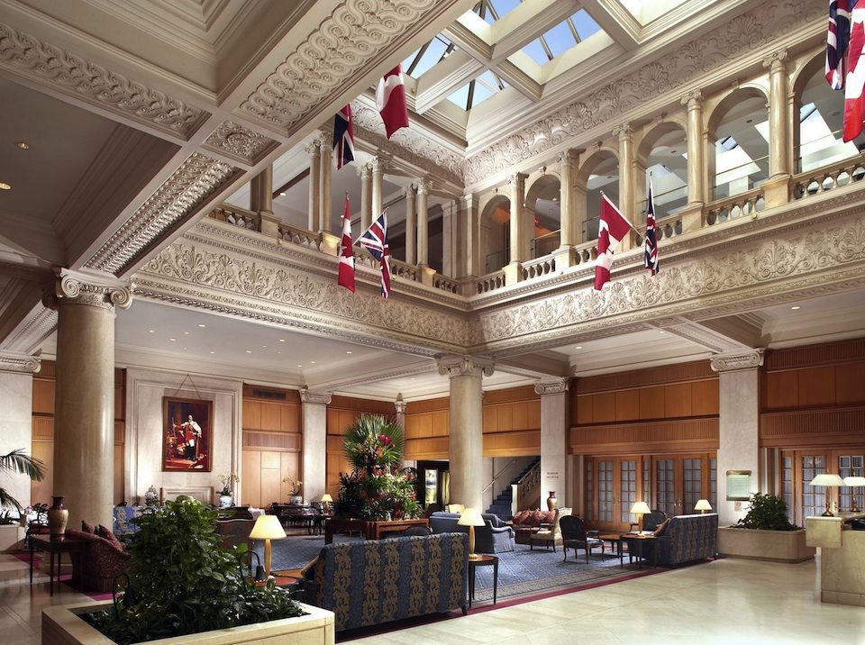 King Edward Private Residences Lobby Toronto, Canada
