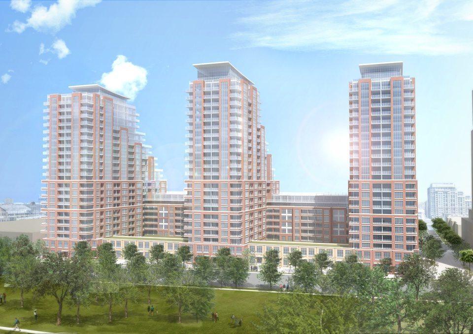 King West Life Condominiums Park View Toronto, Canada
