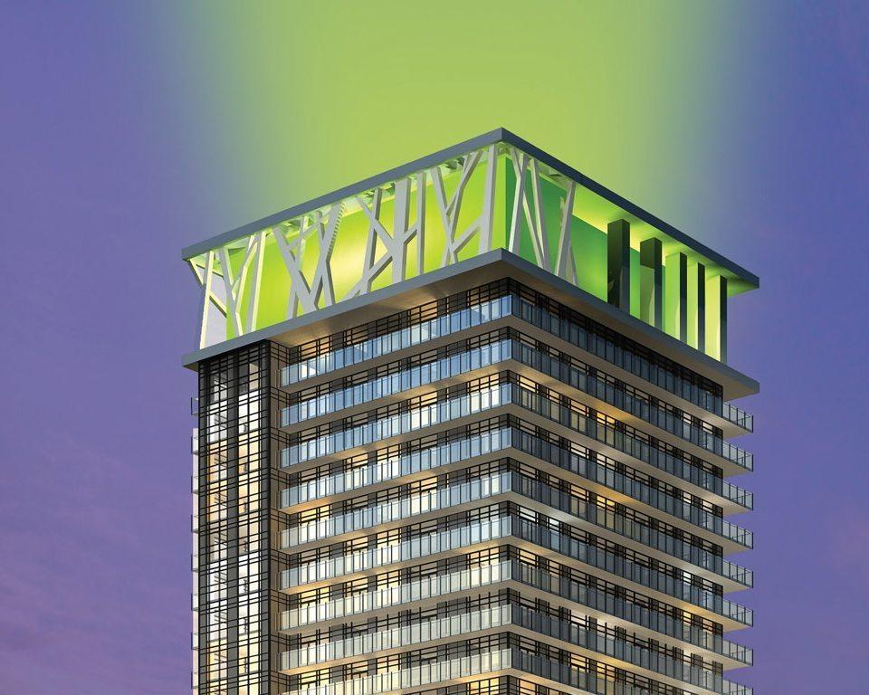 Limelight Condominiums View Toronto, Canada