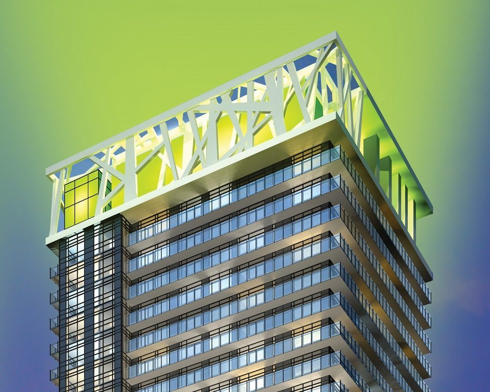 Limelight Condominiums Close View Toronto, Canada