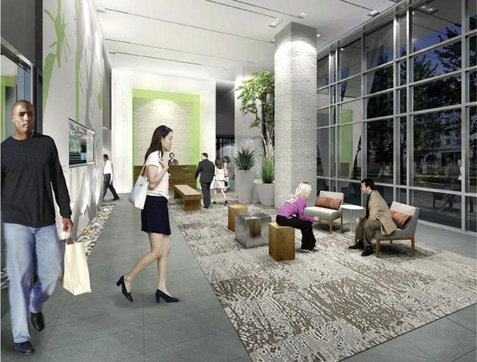 Limelight Condominiums Concierge Toronto, Canada