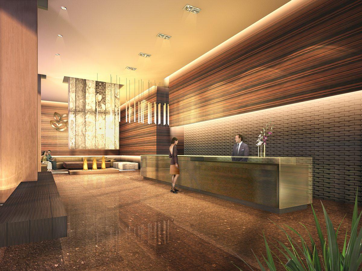 Lumiere Condominiums Concierge Toronto, Canada