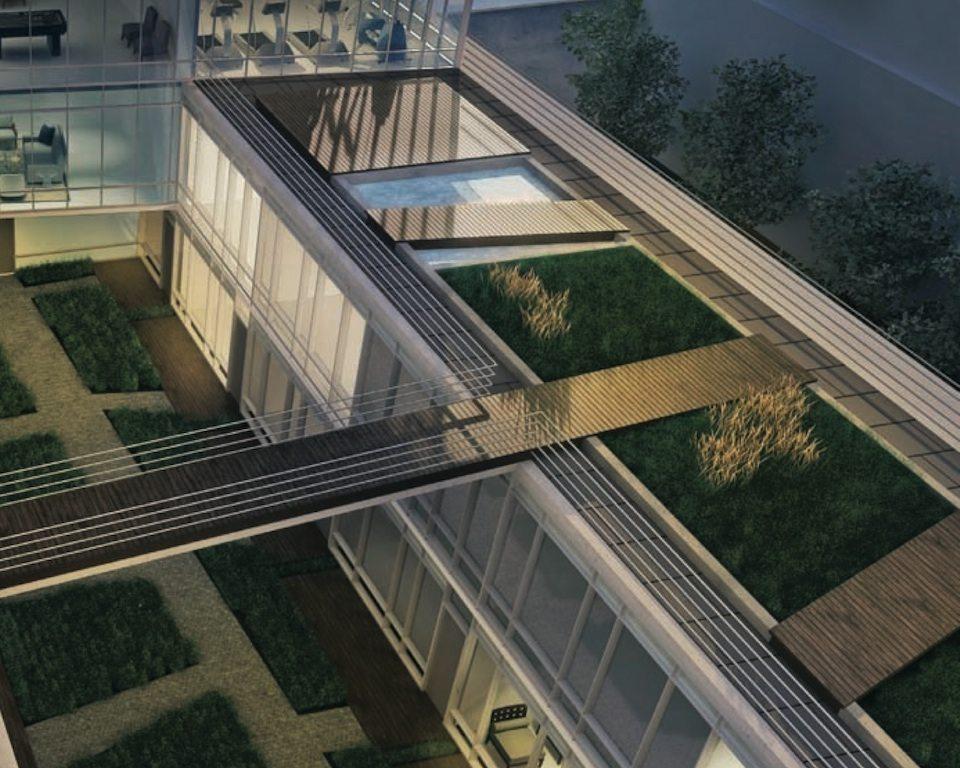 MYC Merton Yonge Condominiums Terrace Garden Toronto, Canada
