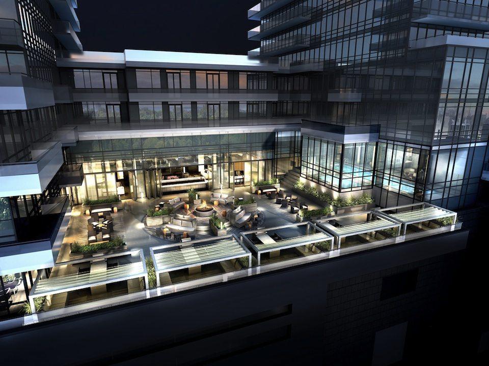 Madison Condos Terrace Toronto, Canada
